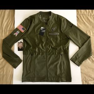 Nike Arizona Cardinals Salute To Service Jacket
